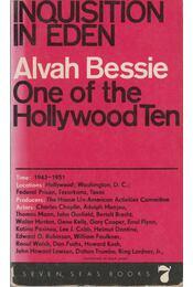Inquisition in Eden - Alvah Bessie - Régikönyvek