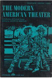 The Modern American Theater - Alvin B. Kernan - Régikönyvek