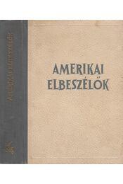 Amerikai elbeszélők - Régikönyvek