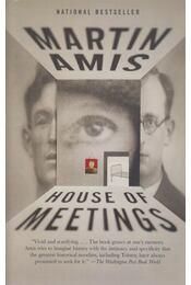 House of Meetings - Amis, Martin - Régikönyvek