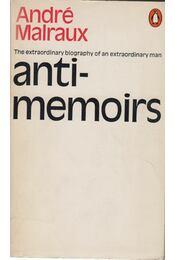 Antimemoirs - André Malraux - Régikönyvek