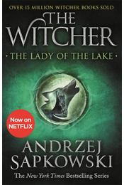 The Witcher - The Lady of the Lake - Andrzej Sapkowski - Régikönyvek
