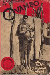 Ovambo - Angebauer, Karl - Régikönyvek