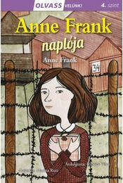 Olvass velünk! (4) - Anne Frank naplója - Anne Frank - Régikönyvek