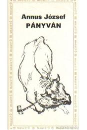 Pányván - Annus József - Régikönyvek