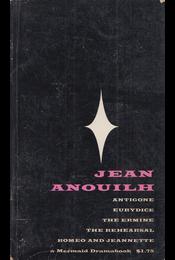 Five Plays Volume I - Anouilh, Jean - Régikönyvek
