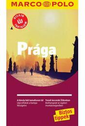 Prága - Marco Polo - Antje Buchholz, Thomas Kirschner - Régikönyvek