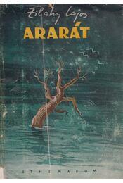 Ararát - Zilahy Lajos - Régikönyvek