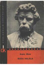 Buda halála - Arany János - Régikönyvek