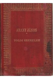 Toldi szerelme - Arany János - Régikönyvek