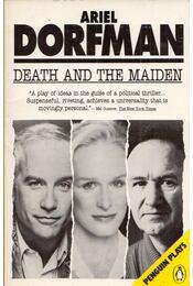 Death and the Maiden - Ariel Dorfman - Régikönyvek