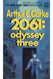 2061 Odyssey Three - Arthur C. Clarke  - Régikönyvek