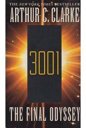 3001 The Final Odyssey - Arthur C. Clarke  - Régikönyvek