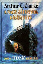 A nagy zátonyok kísértete - Arthur C. Clarke  - Régikönyvek