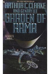 The Garden of Rama - Arthur C. Clarke ,  Gentry Lee - Régikönyvek