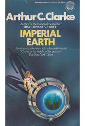 Imperial Earth - Arthur C. Clarke  - Régikönyvek