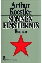 Sonnenfinsternis - Arthur Koestler - Régikönyvek