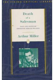 Death of a Salesman - Arthur Miller, Gerald Wales - Régikönyvek