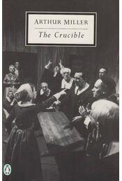 The Crucible - Arthur Miller - Régikönyvek