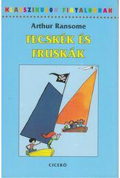Fecskék és Fruskák - Arthur Ransome - Régikönyvek