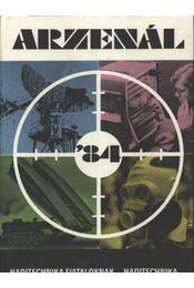 Arzenál '84 - Régikönyvek