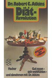 Diät-Revolution - Atkins, Robert C. Dr. - Régikönyvek