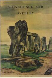 Stonehenge and Avebury and Neighbouring Monuments - Atkinson, R. J. C. - Régikönyvek