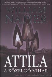 Attila - Napier, William - Régikönyvek