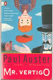Mr Vertigo - Auster, Paul - Régikönyvek