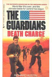 Death Charge - AUSTIN, RICHARD - Régikönyvek