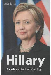Hillary - Avar János - Régikönyvek
