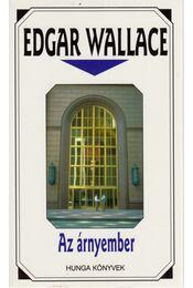 Az árnyember - Edgar Wallace - Régikönyvek