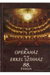 Az Operaház és az Erkel színház 88. évadja - Régikönyvek