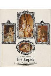 Életképek a Magyar Nemzeti Galériában - B. Supka Magdolna - Régikönyvek