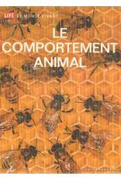 Le Comportement Animal - Tinbergen, Niko - Régikönyvek