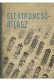 Elektroncső-atlasz I. - Magyari Béla - Régikönyvek