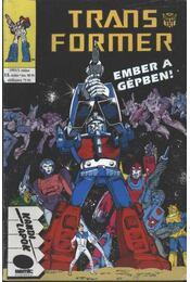 Transformer 1993/3. 13. szám - Budiansky, Bobb - Régikönyvek
