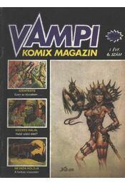 Vampi Komix Magazin 1989/6. szám - Régikönyvek