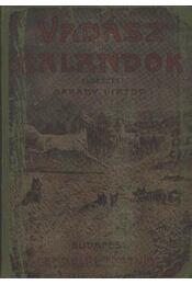 Vadászkalandok - Garády Viktor - Régikönyvek