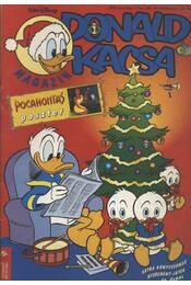 Donald Kacsa 1995. december - Walt Disney - Régikönyvek