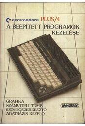 Commodore Plus/4 - Régikönyvek