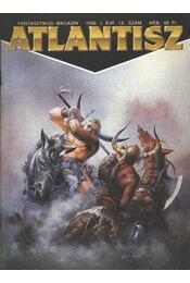 Atlantisz 1990. I. évf. 12. szám - Baranyi Gyula - Régikönyvek