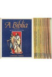 A Biblia felfedezése 1-8 kötet (teljes sorozat) - Dahler, Étienne, De France, Michel (szerk.) - Régikönyvek