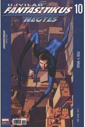 Fantasztikus Négyes 10. 2006. július - Régikönyvek