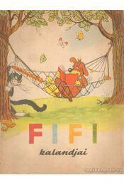Fifi kalandjai - Zsukovszkaia, E., Asztrahan, M. - Régikönyvek