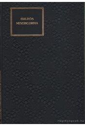 Misericordia - Galdós, Benito Perez - Régikönyvek