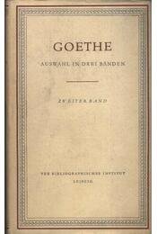 Goethe - Régikönyvek