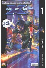 Újvilág X-MEN 1. 2005. október - Régikönyvek