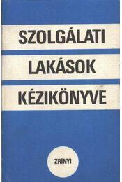 Szolgálati lakások kézikönyve - Bökény István - Régikönyvek