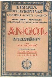 Angol nyelvkönyv - Dr. Latzkó Hugó - Régikönyvek